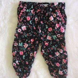Primark floral pants 9-12 months